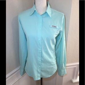 ⭐️NEW⭐️COLUMBIA PFG Women's Long Sleeve Shirt